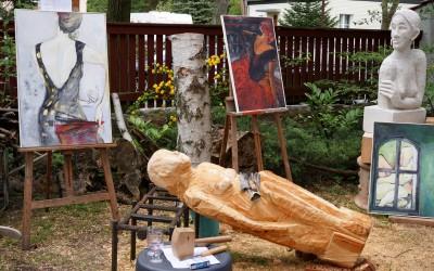 Offenes Atelier 2015