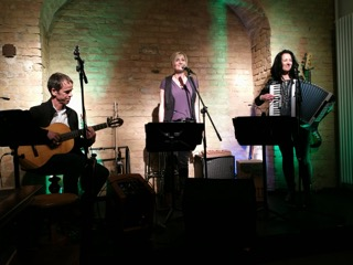 Konzert mit Little Numbers